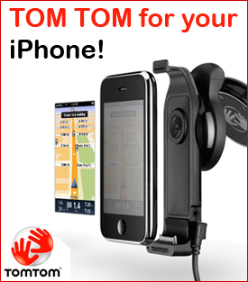 Tomtom Car Kit Iphone