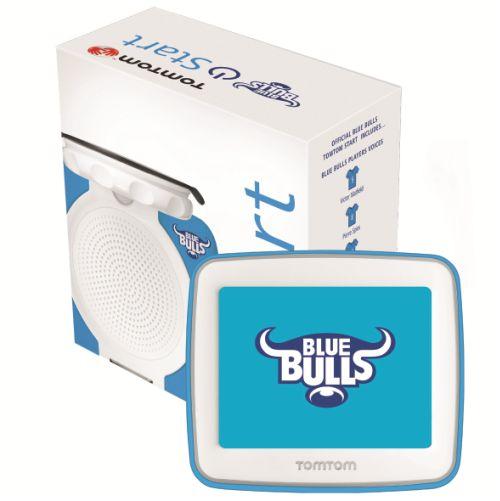 TomTom for Blue Bulls