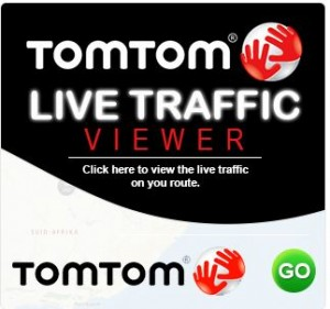 TomTom live traffic