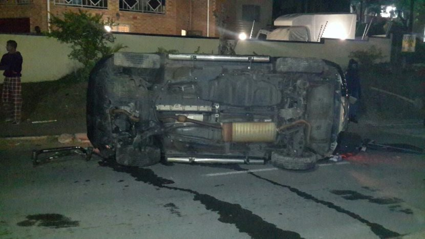 One person killed in Sydenham roll-over-2